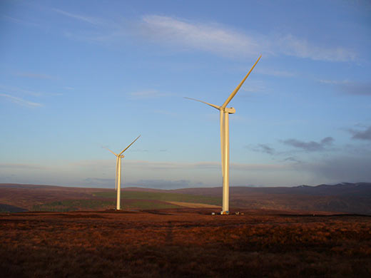 Kilbraur Wind Energy Co-op